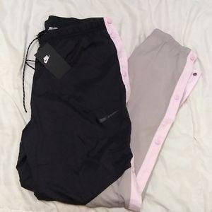 Nike break away pants